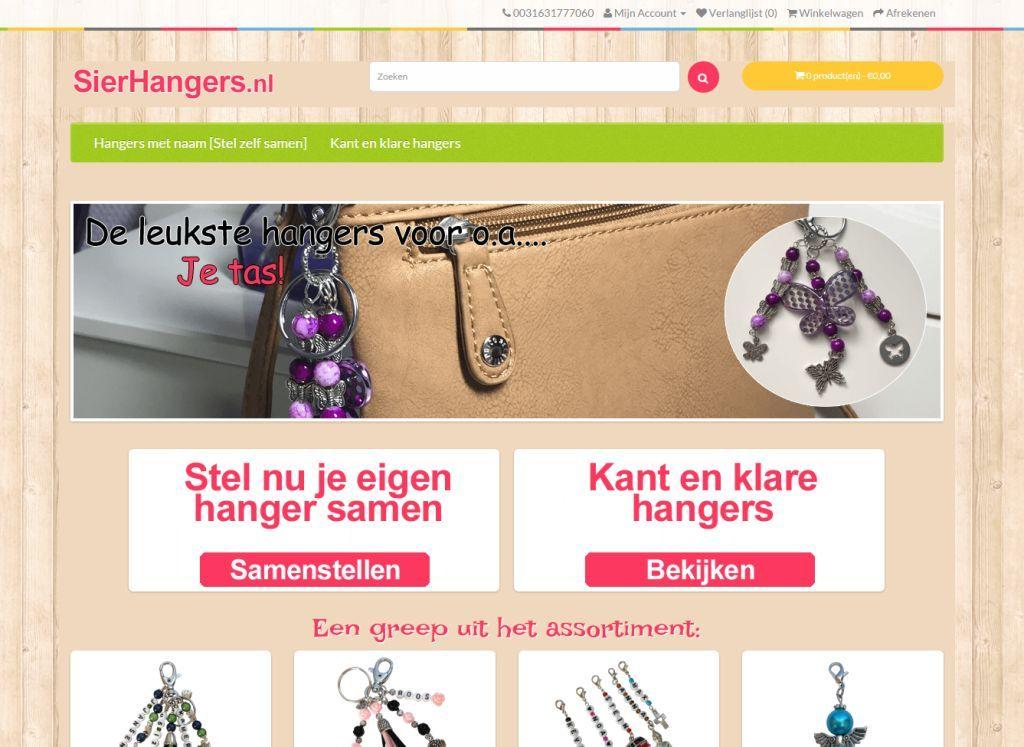 Afbeelding sierhangers.nl